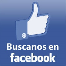 Buscanos en Facebook